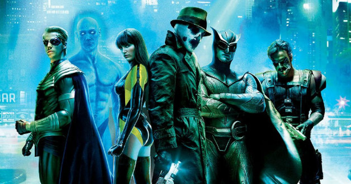 HBO releases the full-length trailer of the Watchmen