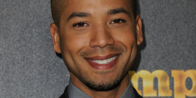 JUSSIE SMOLLETT 'EMPIRE' IS COMING BACK ... BUT JUSSIE ISN'T