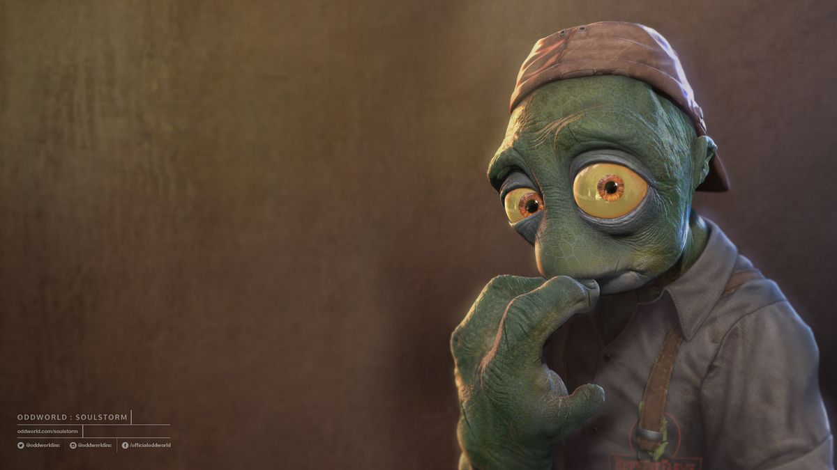 Oddworld: Soulstorm Teaser Released with  Gameplay Experience