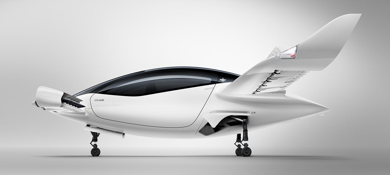 Successful testing of Five-Seater Air-Taxi Prototype by Lilium