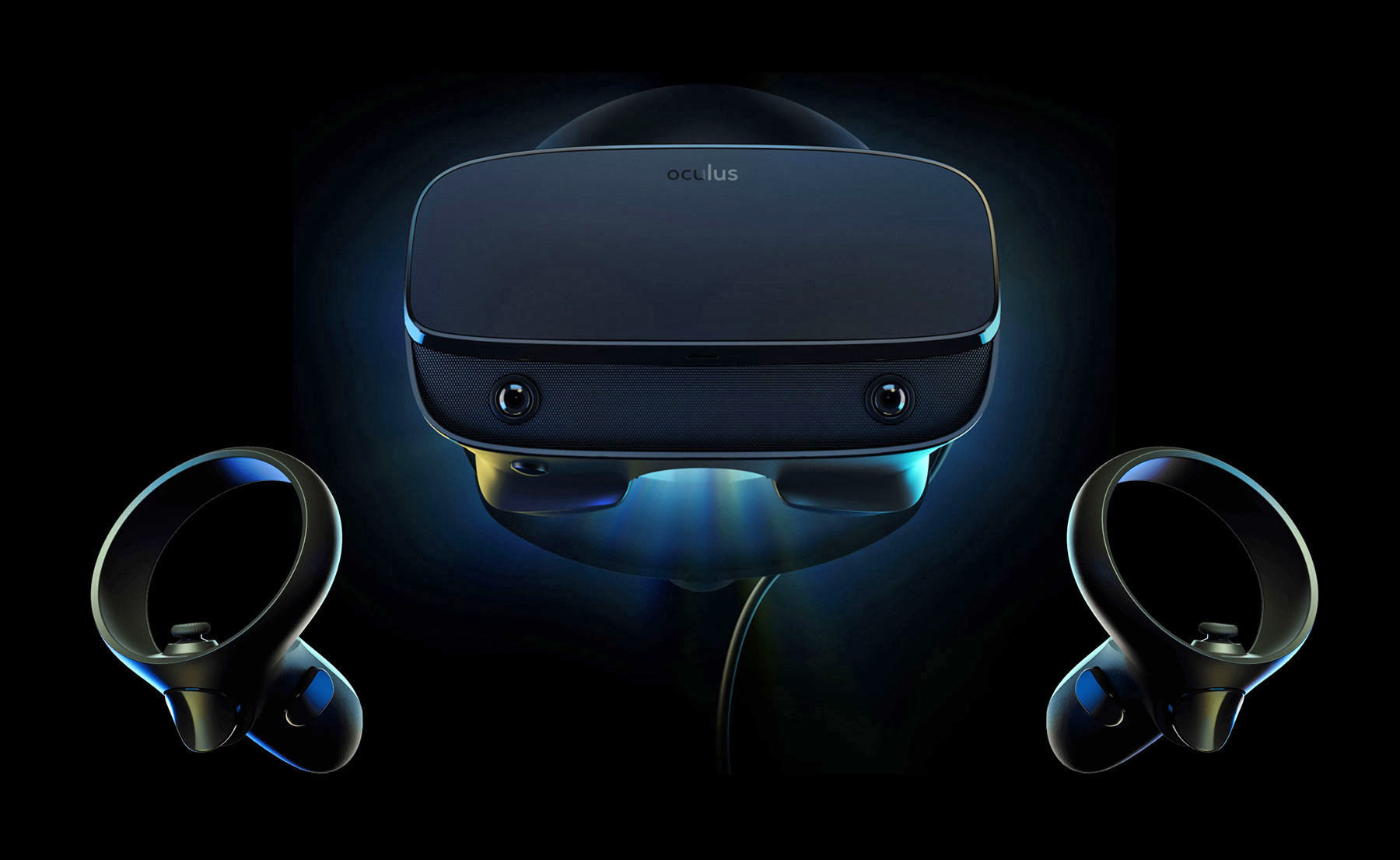 Rift S and Facebook Oculus Quest are now shipping