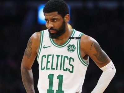 Los Angeles Lakers might take Kyrie Irving to teamup with LeBron