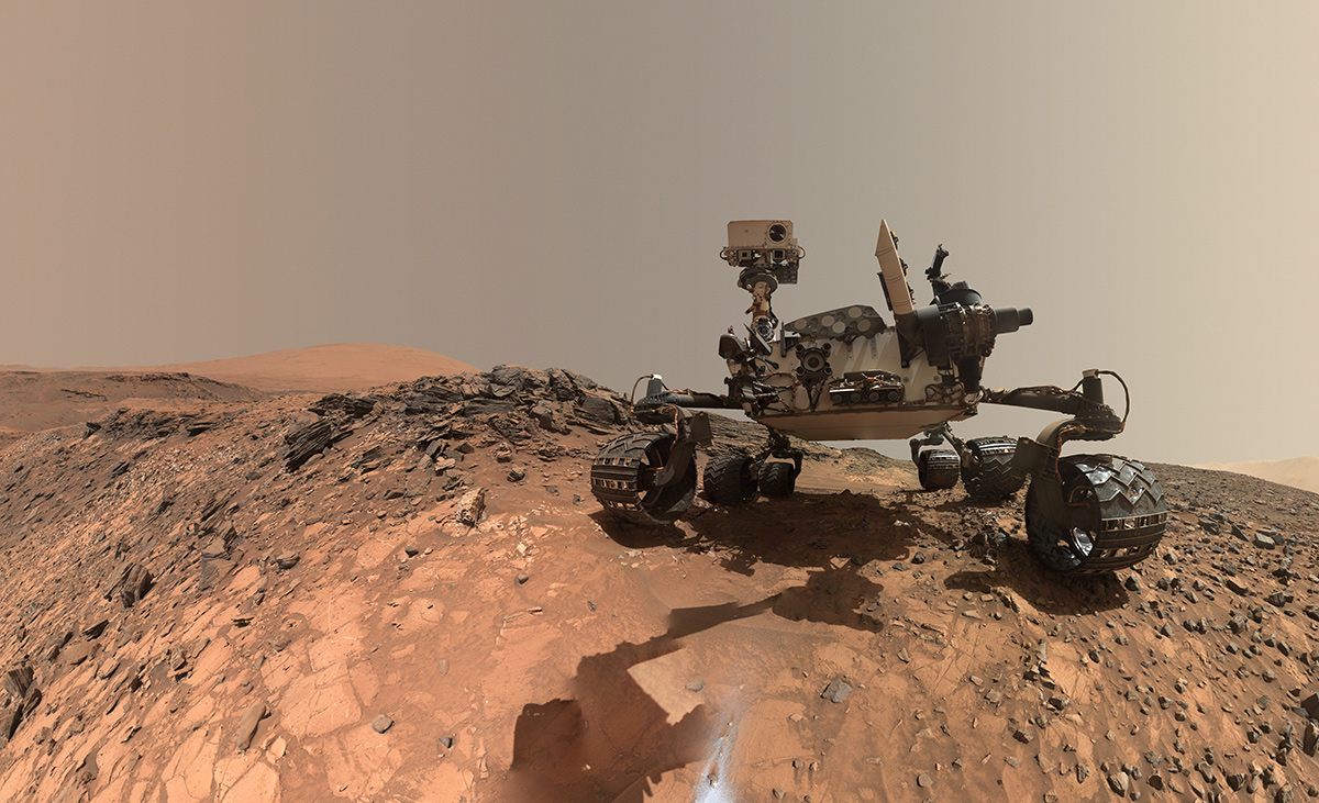 NASA News: You can now track Curiosity Rovers path on Mount Sharp