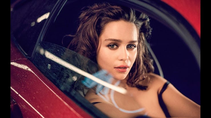 Emilia Clarke was Approached for Fifty Shades of Grey and Blunty Refused the Role