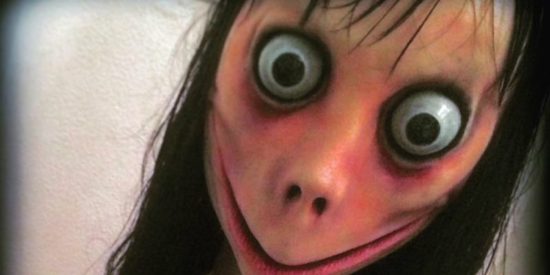 Viral Internet Jest the Momo Challenge based Movie is Coming