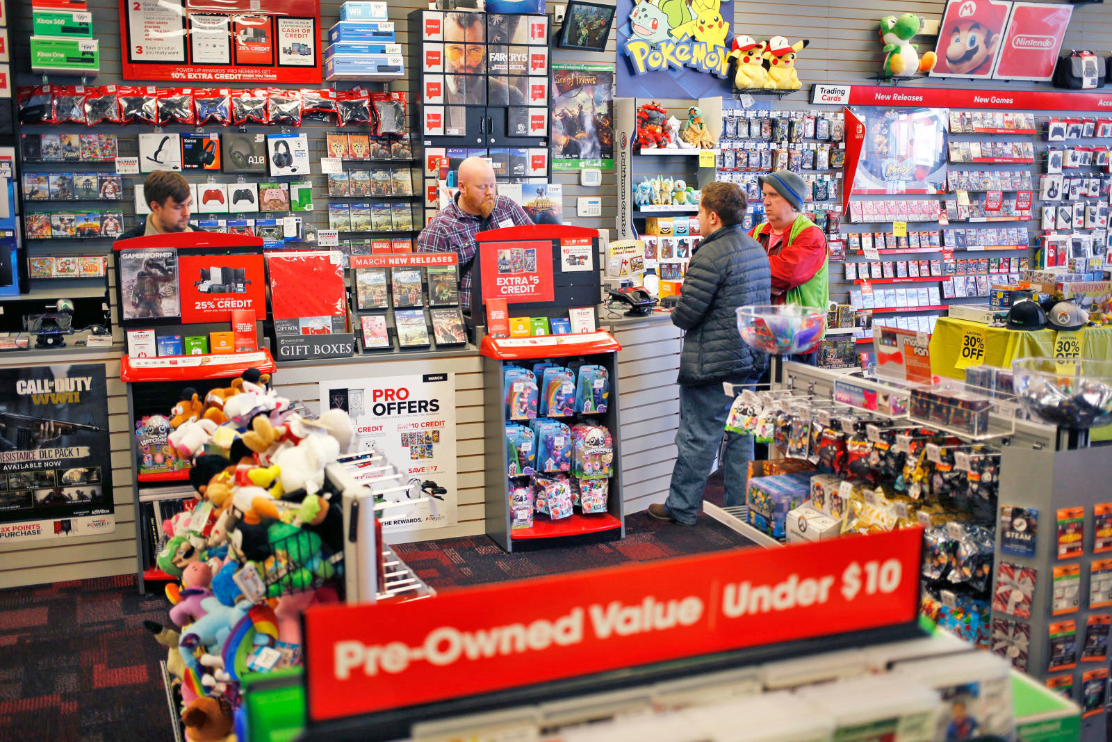 GameStop hikes the cost for its Pro Membership service