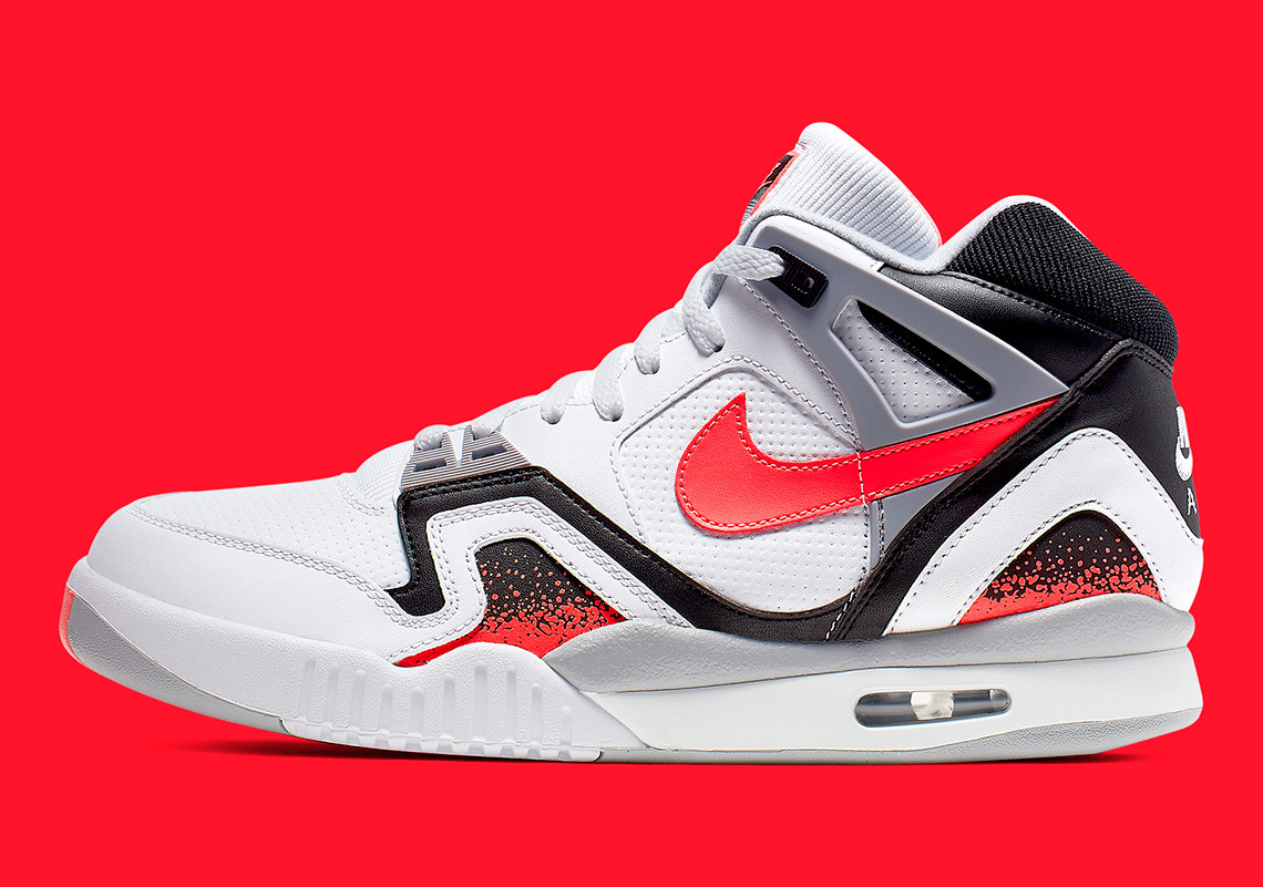 Nike Air Hot Lava Tech Challenge 2 Is Returning