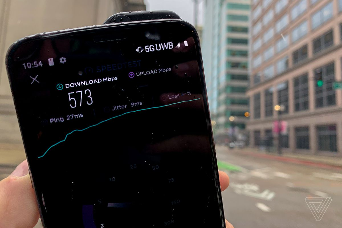 Finally Verizon's 5G Network is Giving Promising Speed