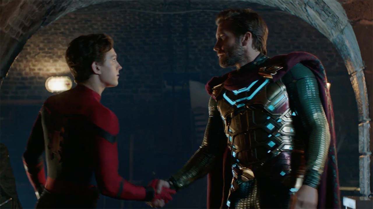 Watch the new trailer for Spider-Man: Far From Home