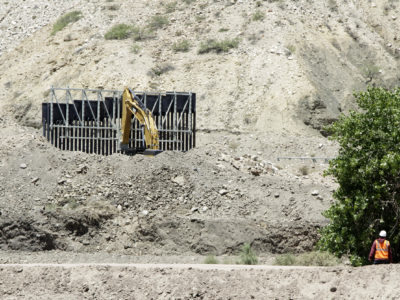 New Mexico Mayor wants We Build The Wall to stop building a border fence
