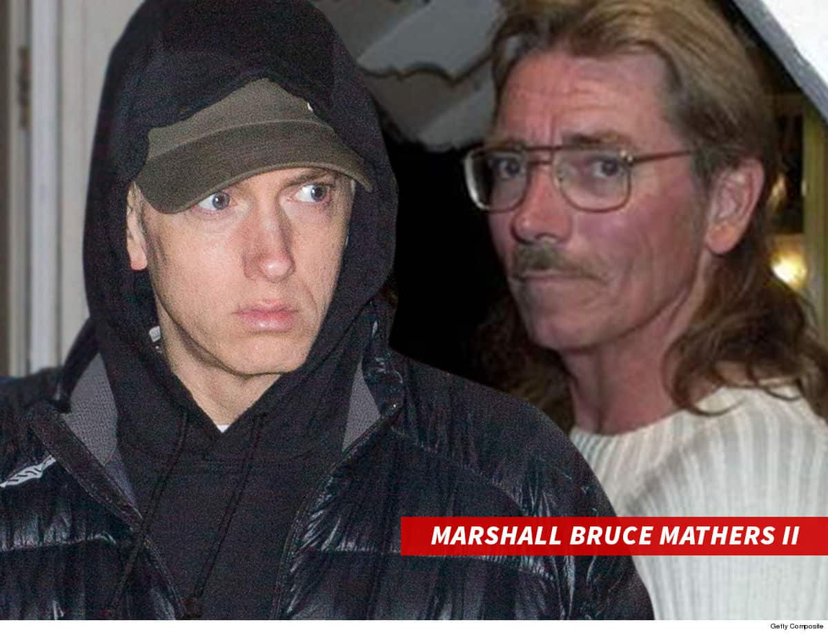 Eminen's Estranged Father Marshall Bruce Mathers Jr. Dead at 67
