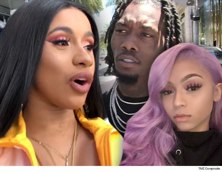Cardi B accused with assault charges related to a fight in NY Strip Club