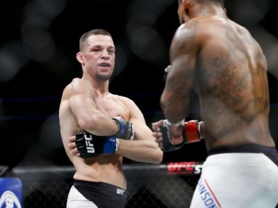 Nate Diaz might be the biggest challenge for Khabib