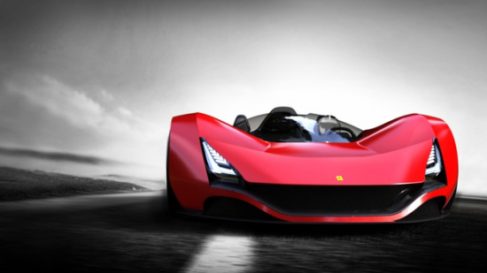 A Manual Ferrari is going to launch soon