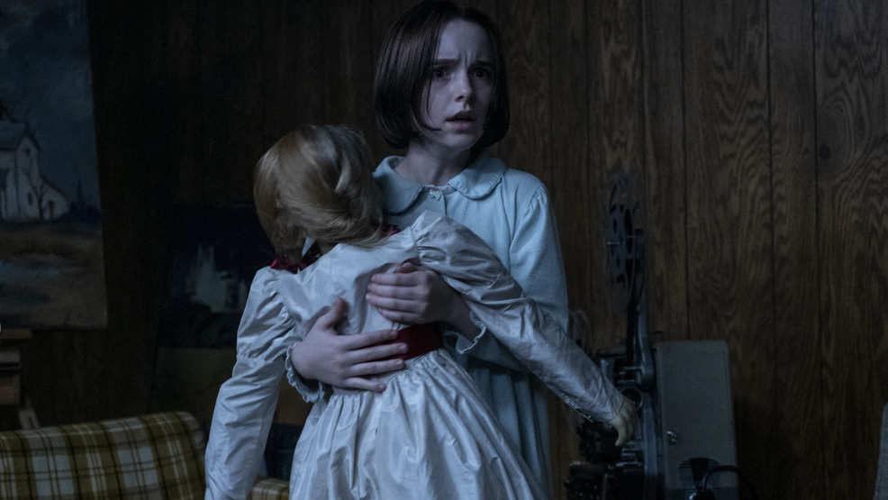 """""""Annabelle Comes Home"""" – A one-time watch?"""