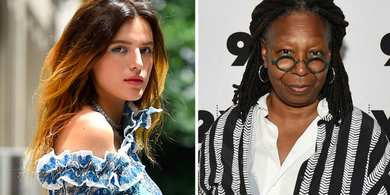 Bella Thorne Lashes out at Whoopi Goldberg for her Awful Remarks on Thorne's Privacy Hack