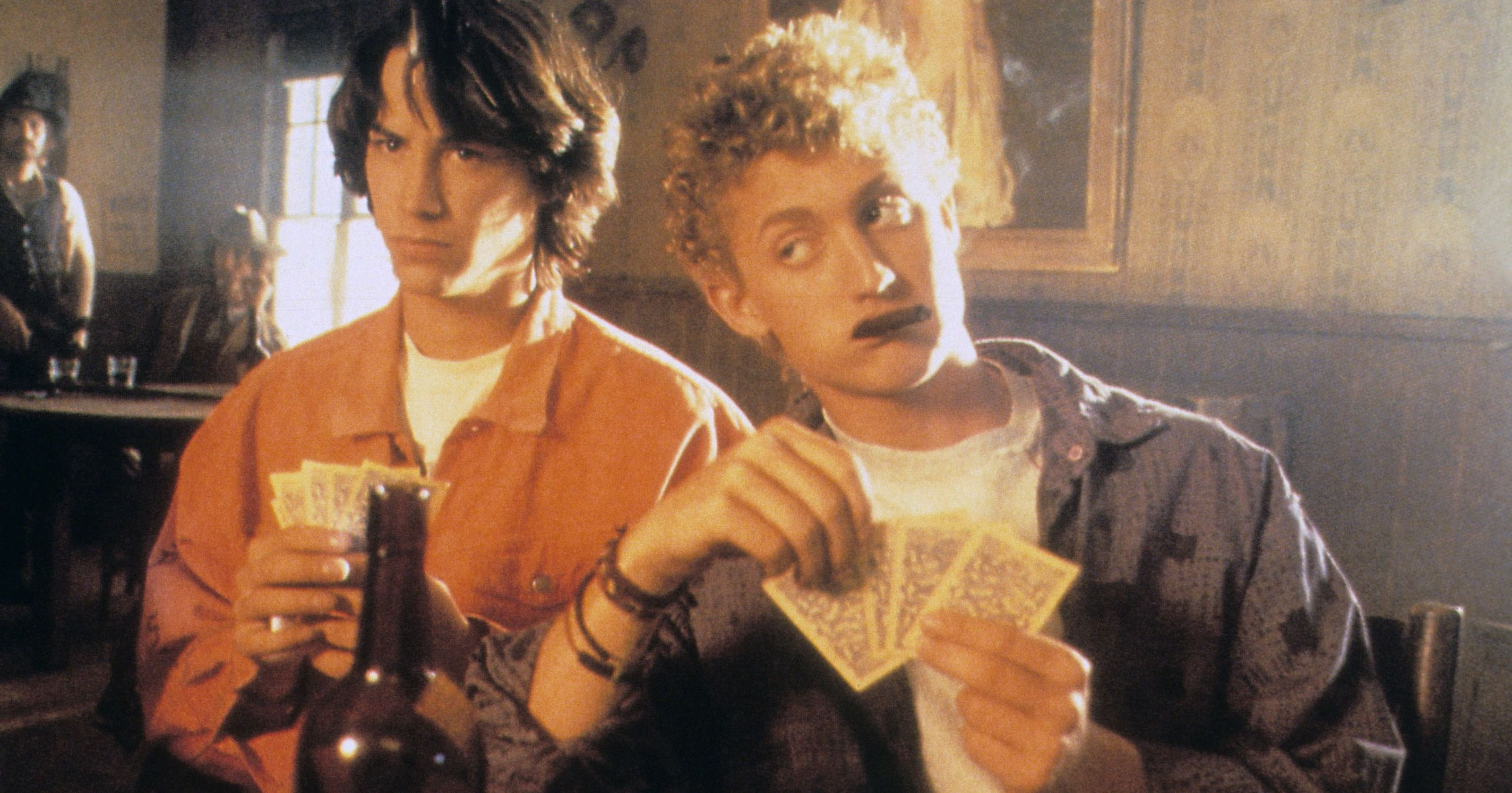 Bill & Ted have their daughters to 'Face The Music' now