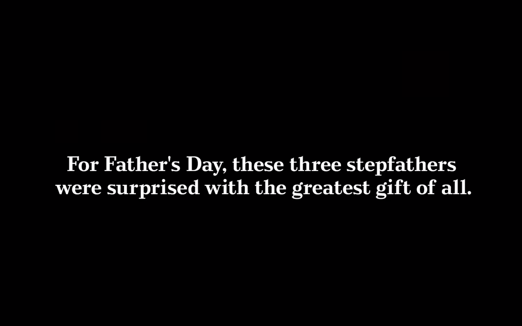 Budweiser pays tribute to all the stepdads this Father's Day:Details ahead