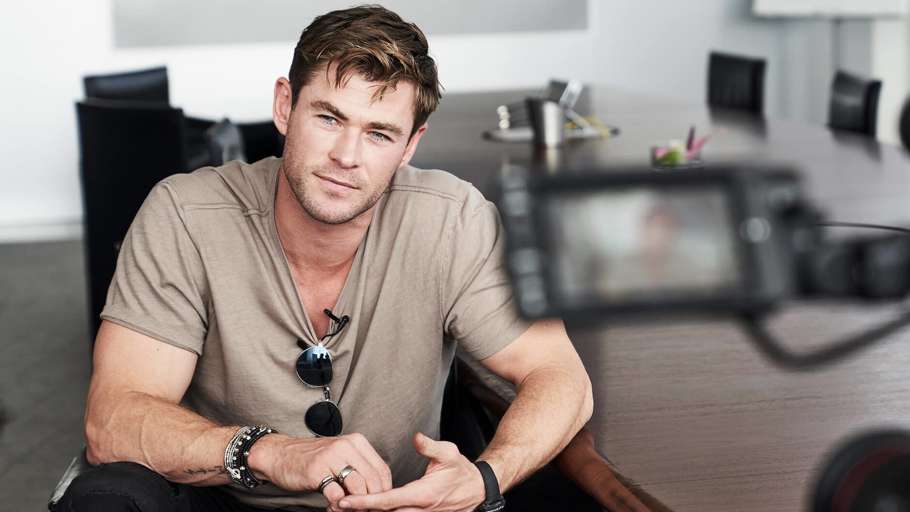 Chris Hemsworth to quit Hollywood and go on a long ...