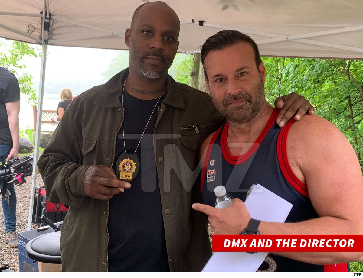 DMX cast as a detective in his upcoming movie