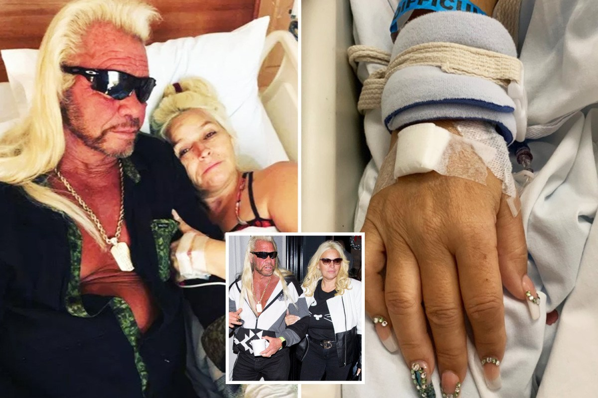 Dog The Bounty Hunter Fame Beth Chapman Dies After a Fierce Struggle with Cancer