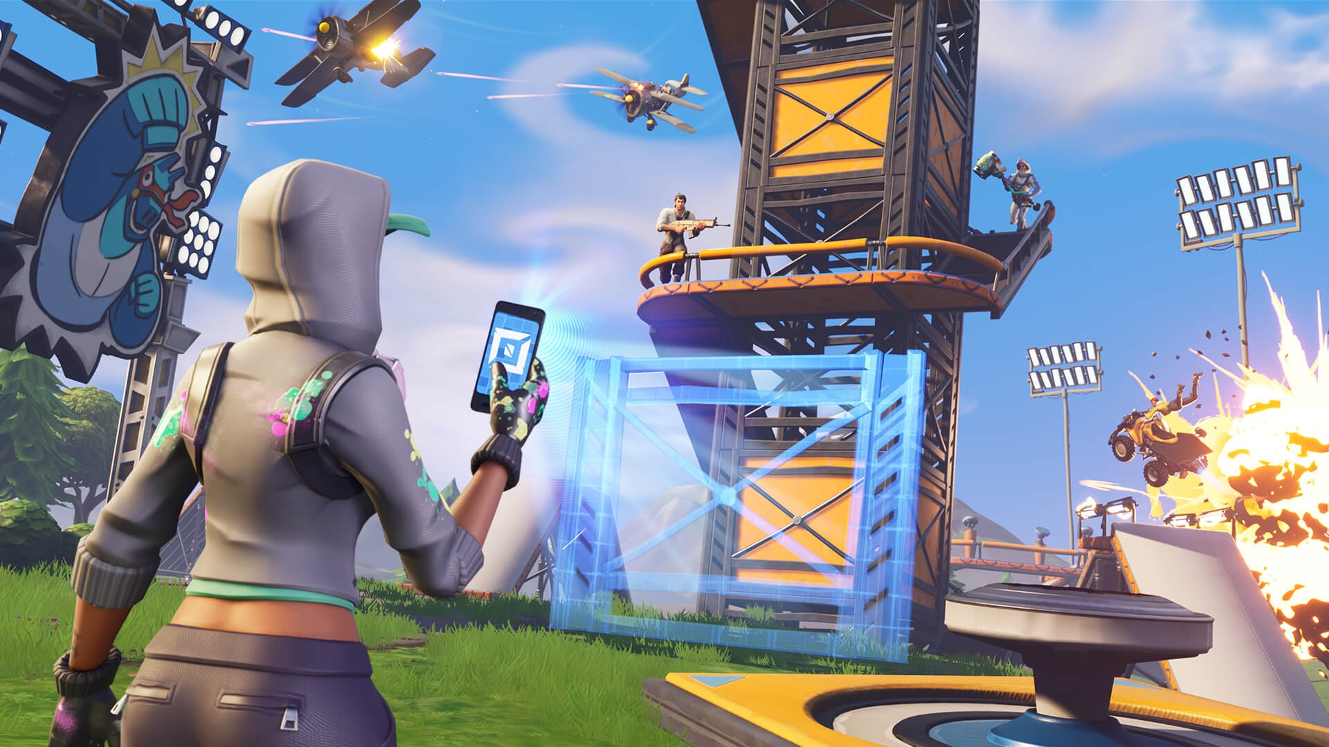 Fortnite updated: We look at what's new