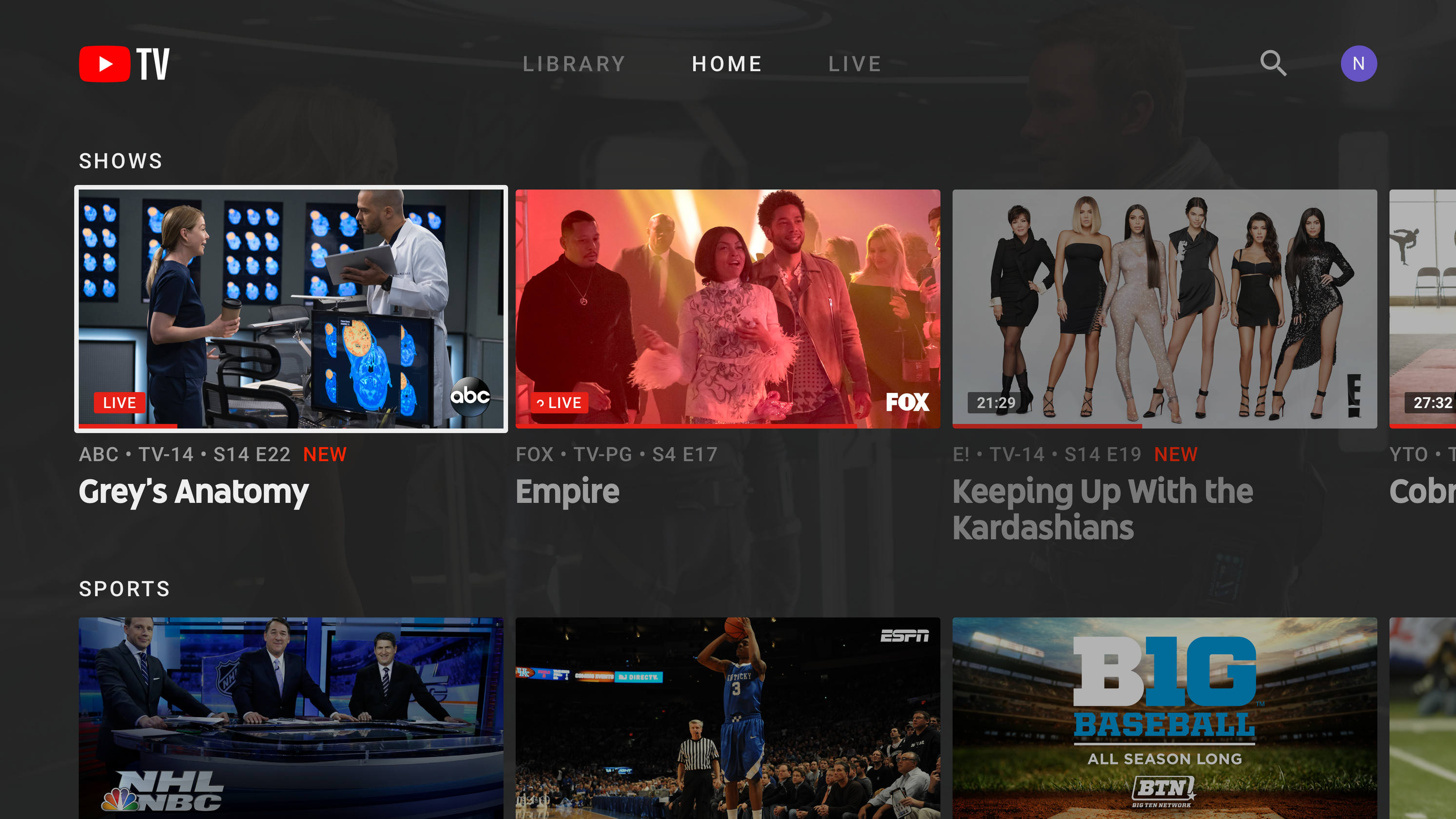 Free Showtime subscriptions for Youtube TV subscribers: Are you eligible?