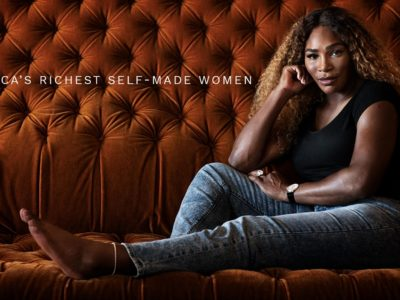 Serena Williams enters the list of richest self made women: here is how she did that