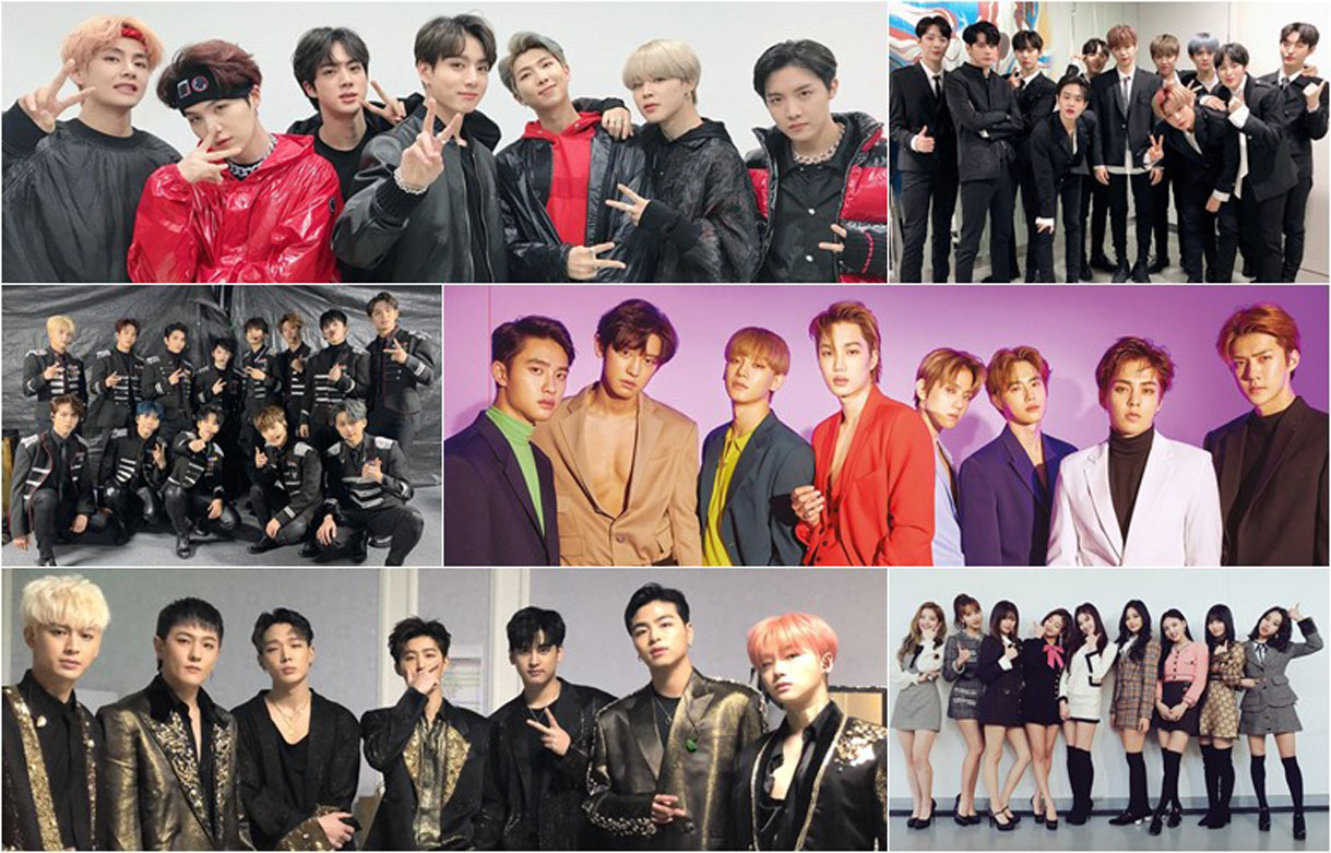 BTS and Blackpink have finally made to Gaon Music Chart: Details inside