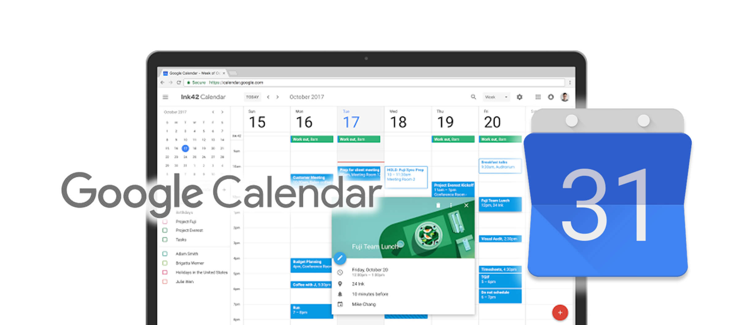Google Calendar is down in outage all over the world