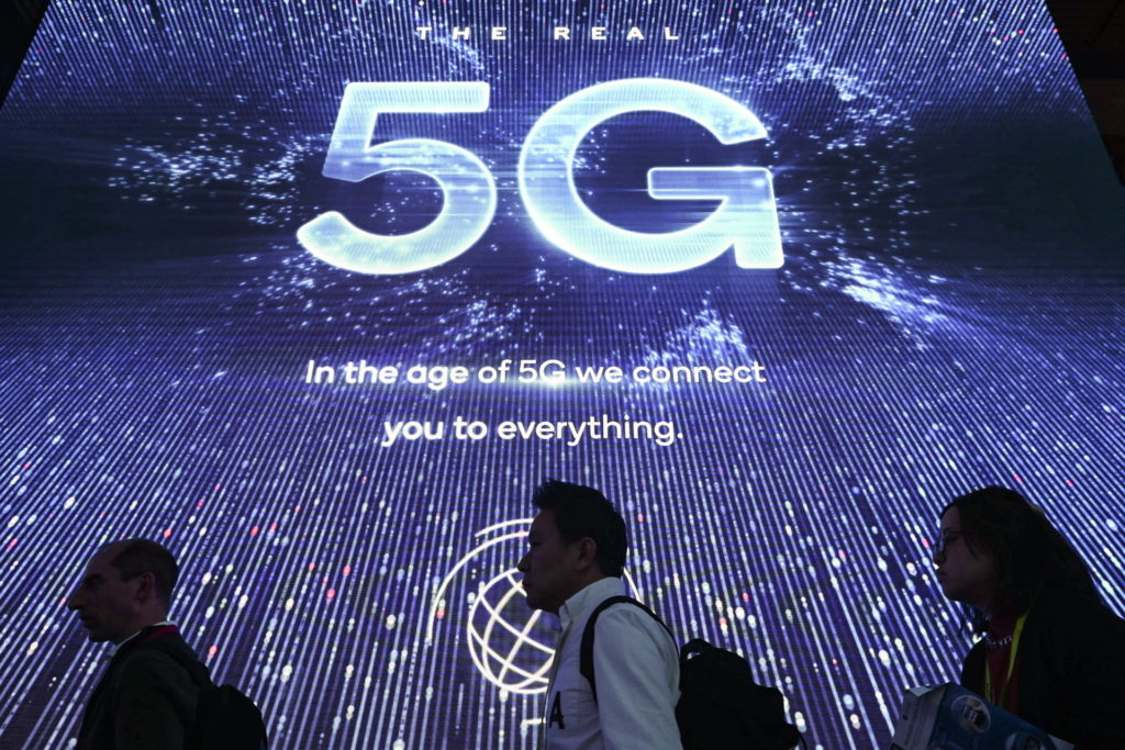 Green light for China carriers to roll out 5G services