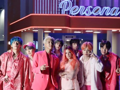 Korean Band BTS Creates History with song Boy with Luv