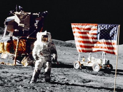 NASA administrator will meet global partners to discuss the mission of landing man on moon again