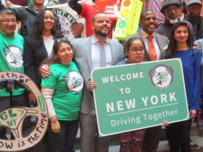 Green Light Bill will allow illegal migrants of New York to get their driving licenses