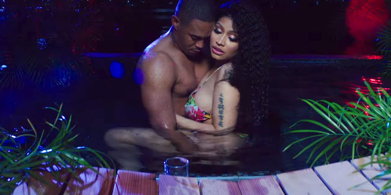 Nicki Minaj to Walk Down the Aisle with Boyfriend, Kenneth Petty