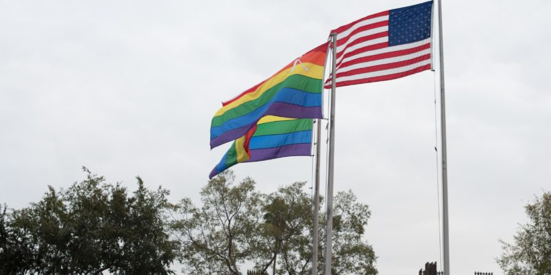 Pence supports Trump in defense of barring pride flags on US embassy flagpoles