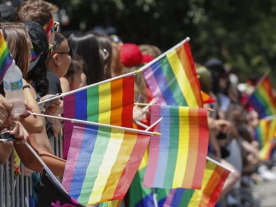Pride Parade At New York Comes to An End