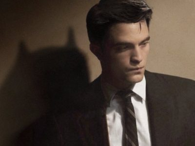 Robert Pattinson to be the new Batman