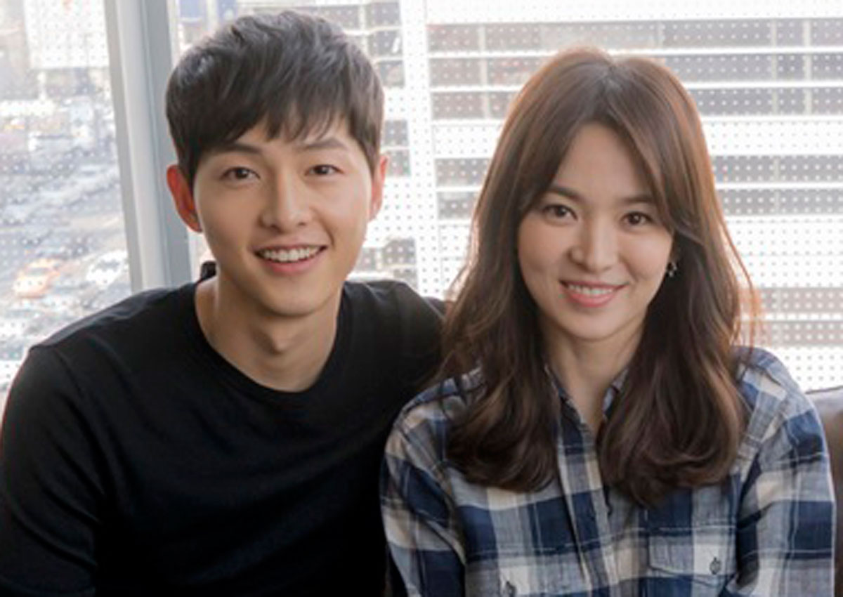 Song Joong Ki and Song Hye Kyo finally decide how to divide their assets after divorce