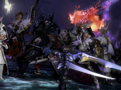 Sony is creating a Final Fantasy TV series