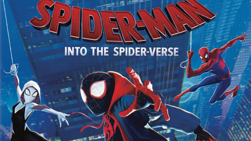 Spider-Man- Into The Verse is going to stream on Netflix