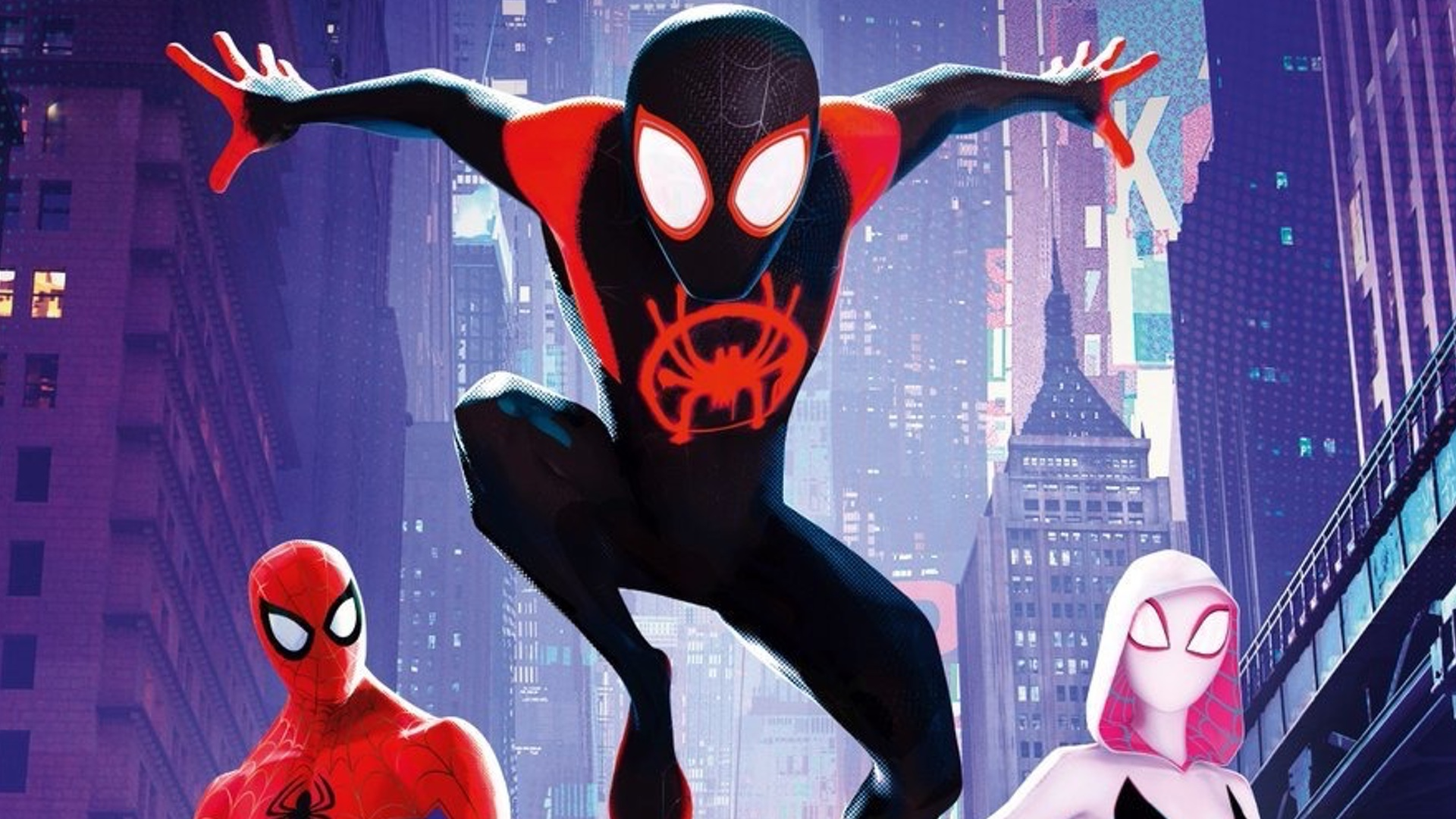 SpiderMan- Into The Verse is going to stream on Netflix