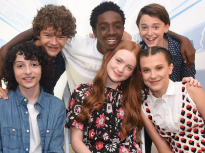 Stranger Things cast spills the beans on the Jimmy Fallon's Show