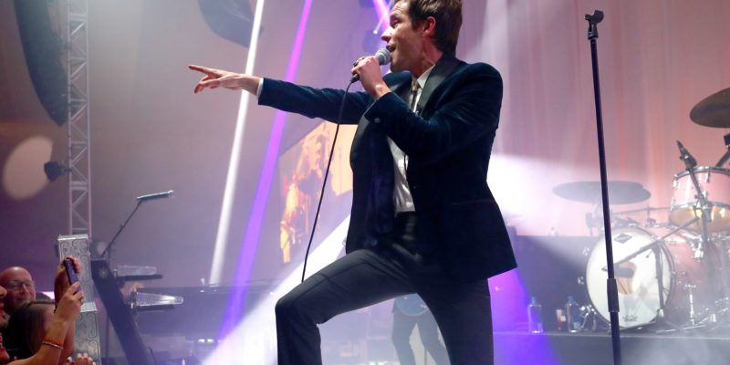 The Killers gave a surprise tribute to The Alarm which was pre-planned by an insider