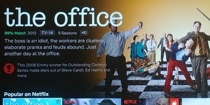 The Office is all set to leave Netflix in 2021