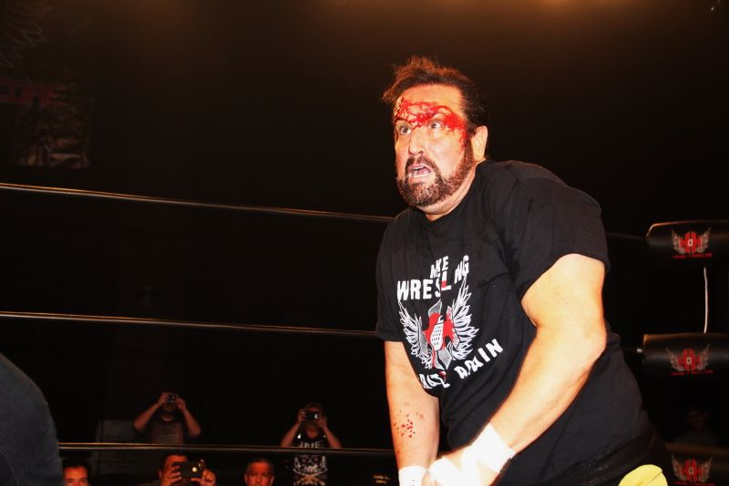 Tommy Dreamer's depressing almost led him to commit murder-suicide