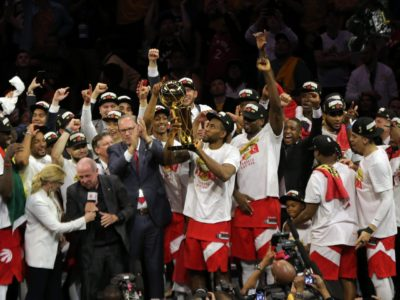 NBA champions Toronto Raptors may celebrate win with a trip to Israel