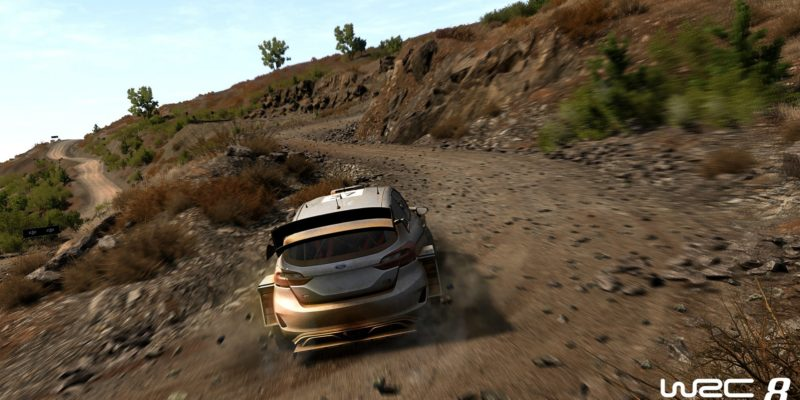 World Rally Championship 8 is a coming age realistic gaming out on September 2019