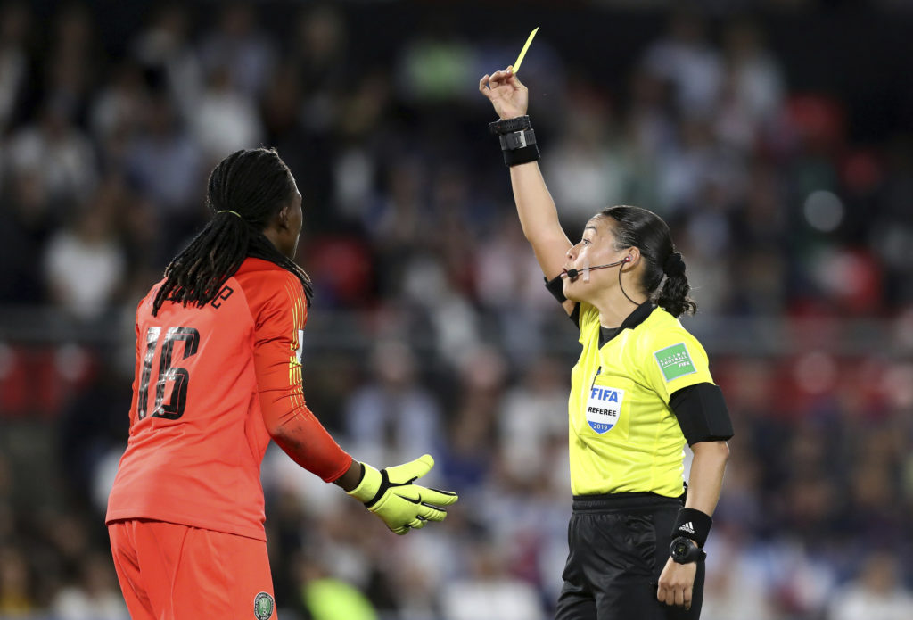 Womens World Cup 2019 Referees And Var Under Review -2966