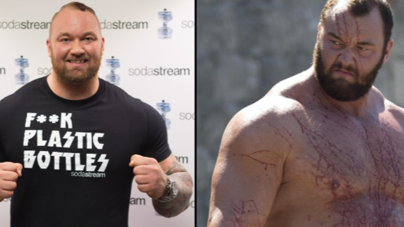 World's Strongest Man Competition of 2019 is here